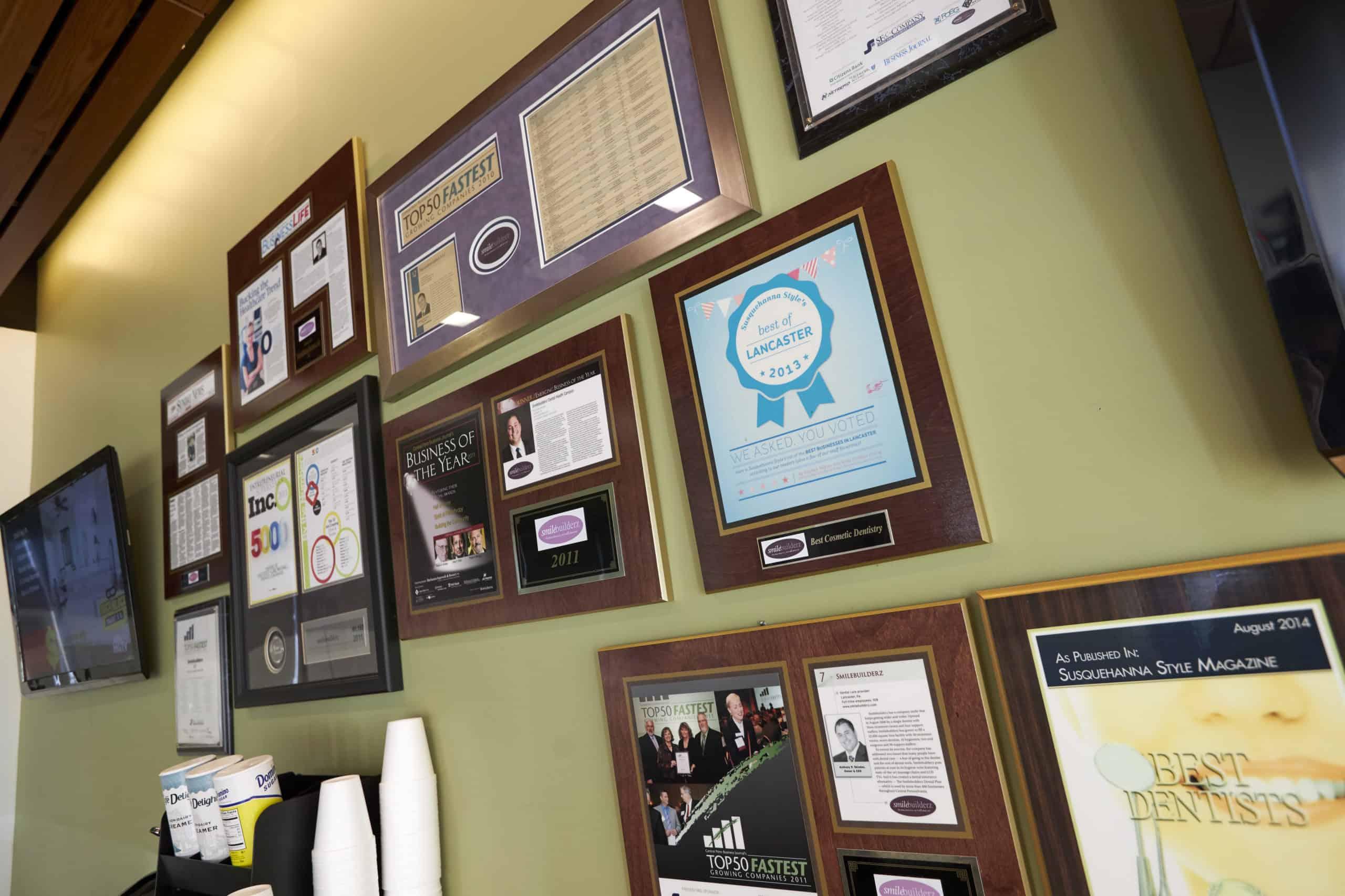 dental office - Lancaster & Ephrata - SmileBuilderz